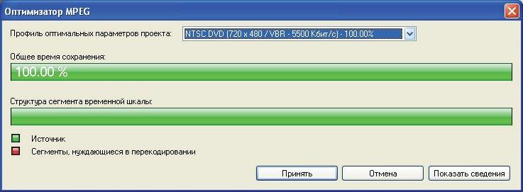 Оптимизатор MPEG