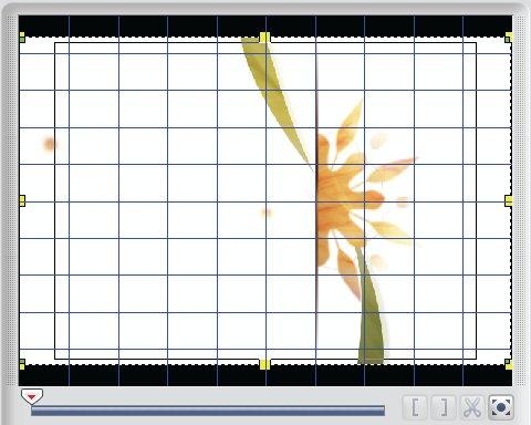 Отображение и скрытие сетки