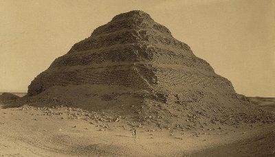 Ступенчатая пирамида в Саккаре