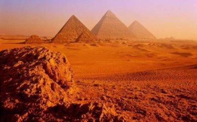 Пирамиды Хуфу