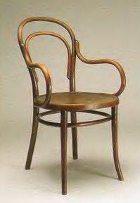 Михаэль Тонет, стул модель №14